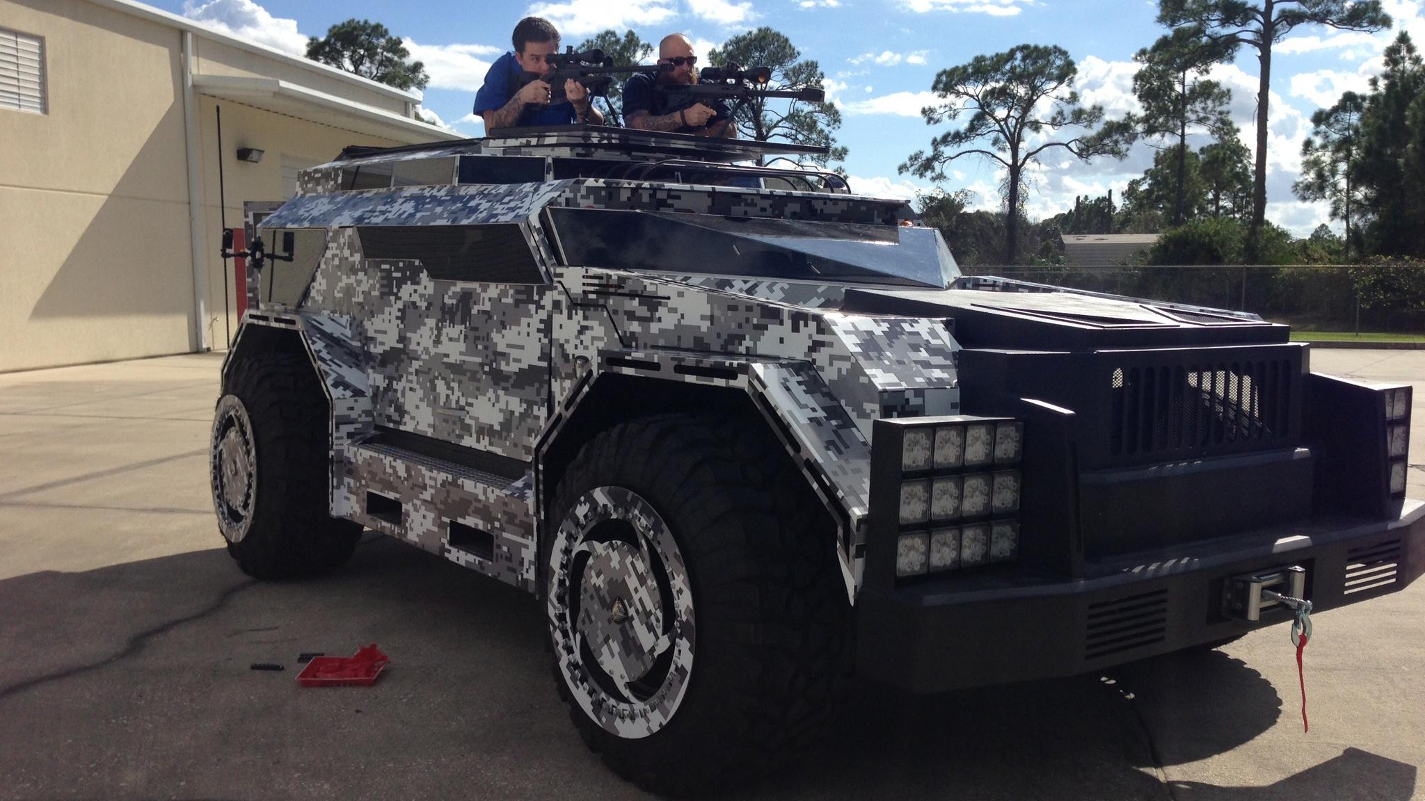 CUSTOM BUILT – FULLY FUNCTIONAL CONCEPT CARS   Parker ...