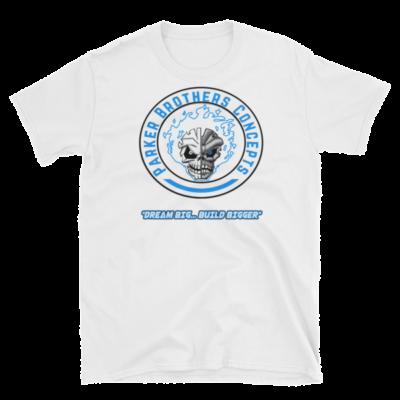 MENS T-Shirt – PBC SKULLS LB