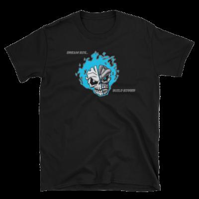 LB DB Skull Mens T-Shirt