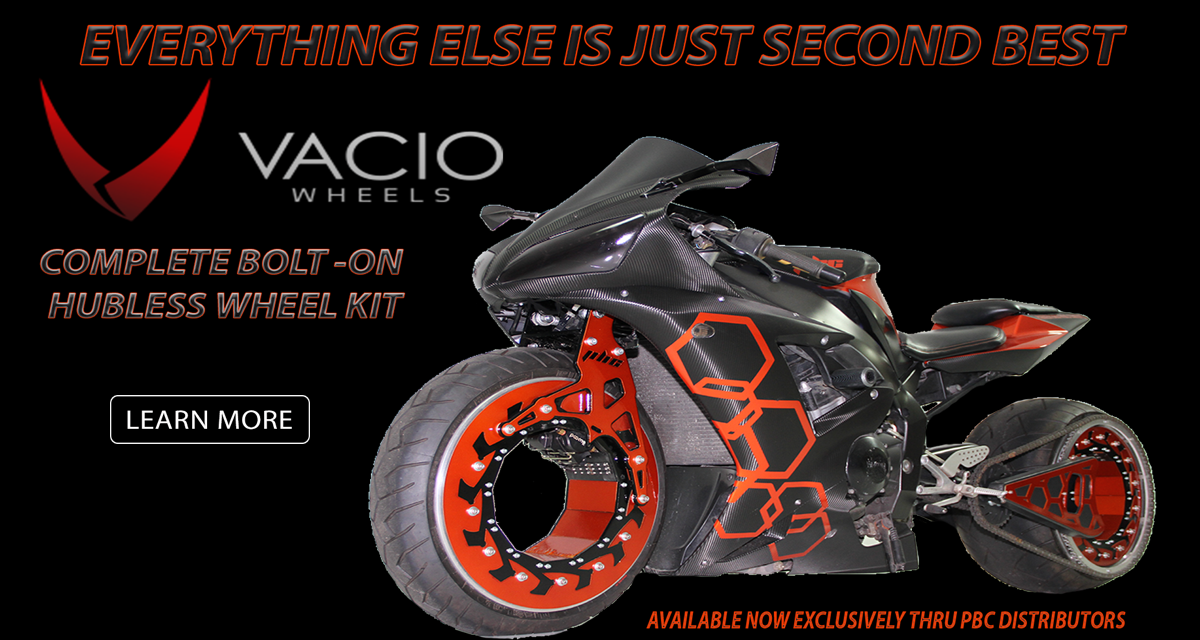 VACIO WHEEL KIT | Parker Brothers Concepts