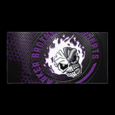 The Official PBC Beach Blanket-Purple