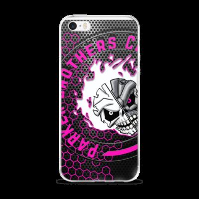Hot Pink PBC Branded iPhone 5/5s/Se, 6/6s, 6/6s Plus Case