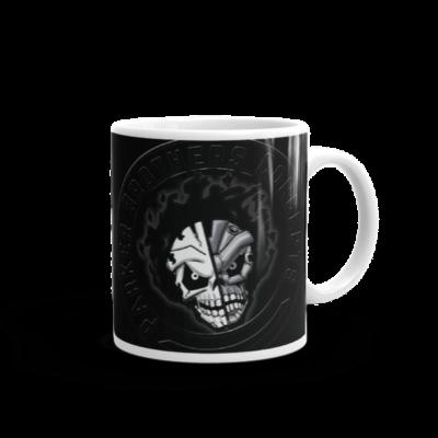 Classic PBC Logo Black Mug