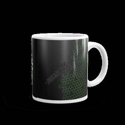 PBC Classic Logo Green Mug