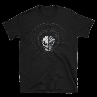 Black PBC Logo Mens T-Shirt