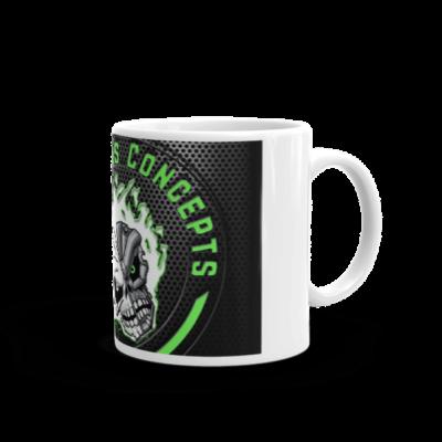 PBC Classic Green Logo Mug