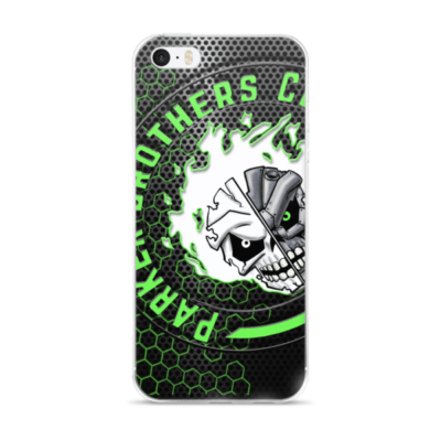 Green PBC Branded iPhone 5/5s/Se, 6/6s, 6/6s Plus Case